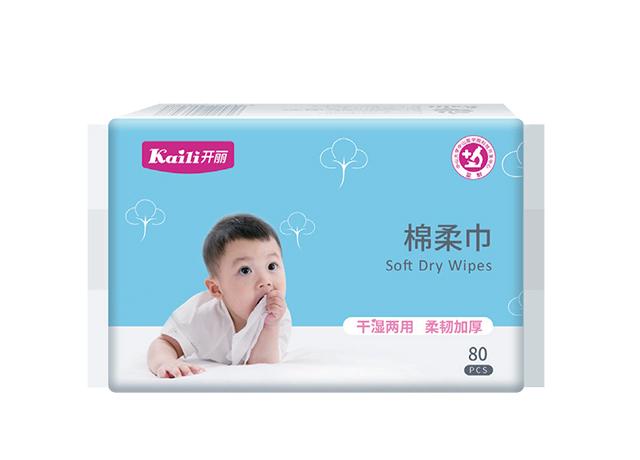婴儿棉柔巾